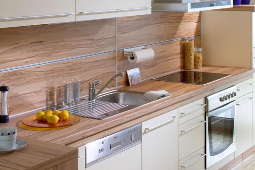 Moderne Arbeitsplatten in der Küche | Tipps und Informationen ...