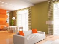 Sofa als Raumteiler