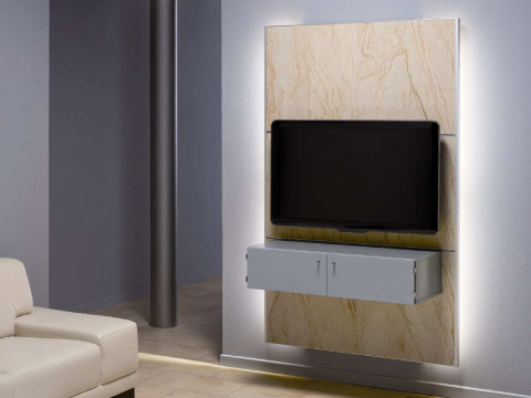 moderne tv m bel lowboard tv bank wohnwand oder. Black Bedroom Furniture Sets. Home Design Ideas