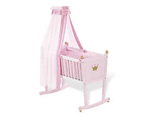 Prinzessin Carolin Babywiege