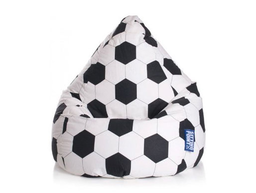 Fußball Sitzsack