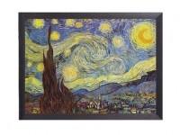 Kunstdruck Sternennacht Van Gogh