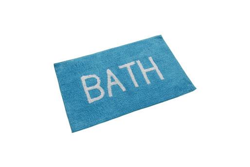 Bad, Badezimmer, Badteppich, lustig, Duschvorleger