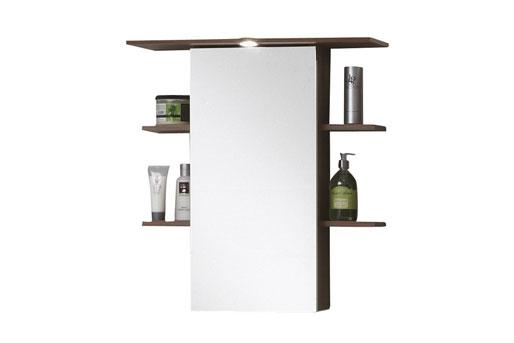 Spiegel Badezimmer Ablage