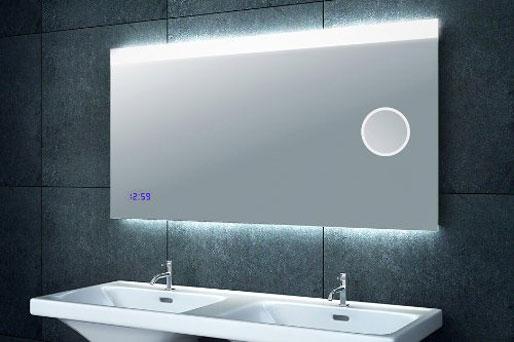 Badezimmer: Bad Spiegel, Spiegelschränke, Lichtspiegel ...