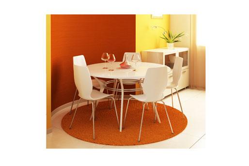 Tisch rund Esszimmer