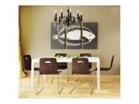 Esstisch, Tisch, Esszimmer, Stühle