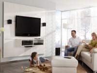 Fernseher aufhängen
