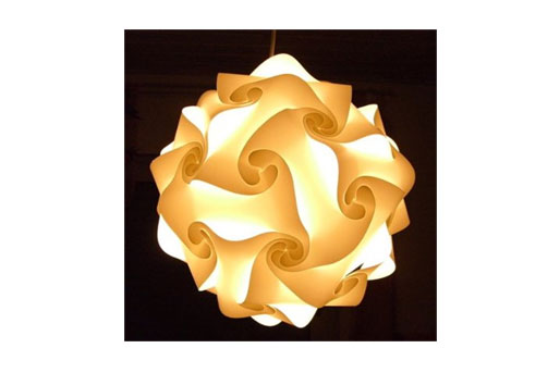 Lampe romantisch