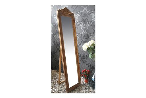 Standspiegel, Spiegel barock