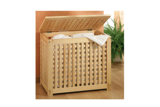 Wäschekorb, Wäschesack und Wäschesammler - Struktur und Ordnung im ...