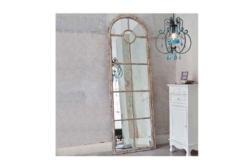 Wandspiegel Fenster Flur