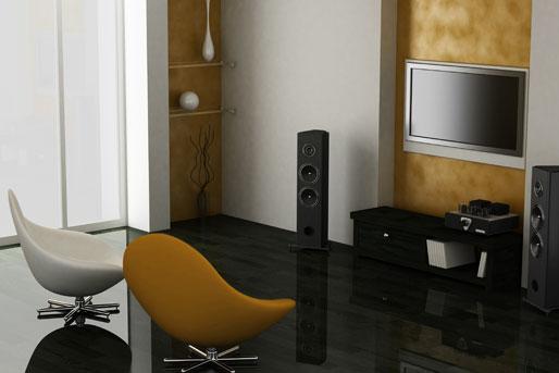 Wohn Tipps Die Richtige Position Für Den Fernseher Sitzabstand