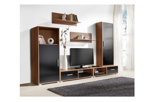 moderne tv m bel lowboard tv bank wohnwand oder flachbild aufh ngung. Black Bedroom Furniture Sets. Home Design Ideas