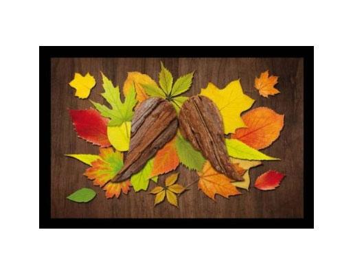 Fußmatte Herbst