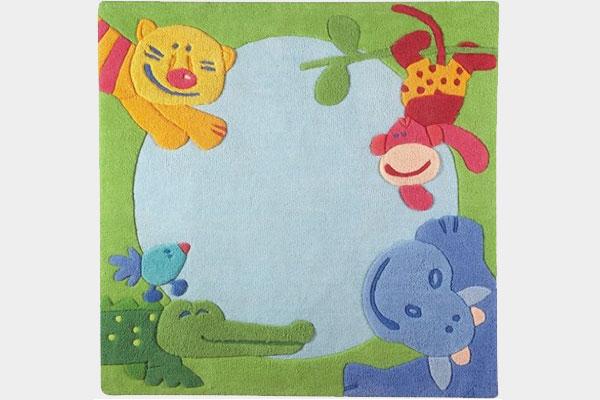 Süßer Kinderteppich von HABA
