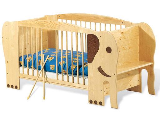 Babybett Elefant Jumbo