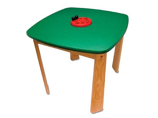 Marienkäfer Kindertisch