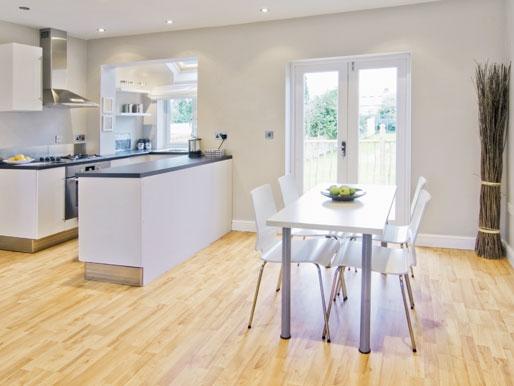 Offene Küchen Planung und Gestaltung offene Küche Trend Tipps