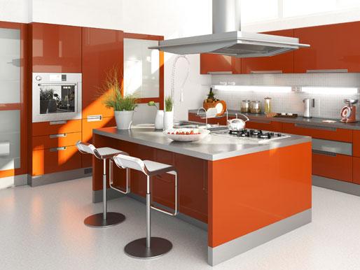 Stilvolle Küchenbereiche