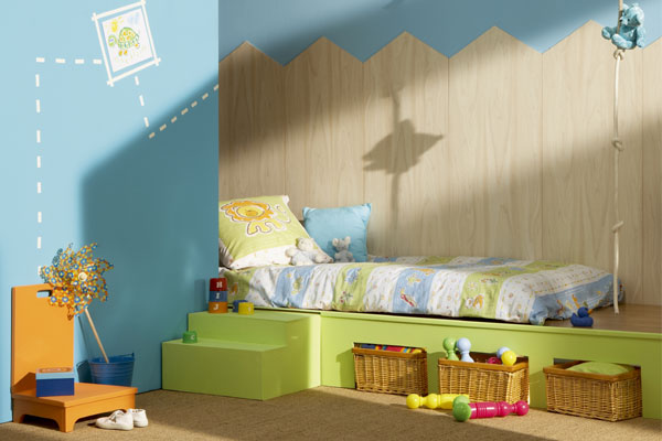 ideen kinderzimmer jugendzimmer gestaltung und sicherheit. Black Bedroom Furniture Sets. Home Design Ideas