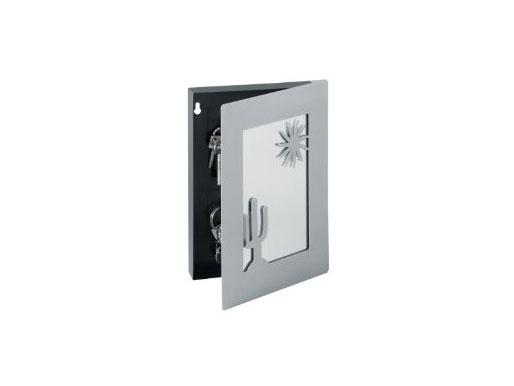 Spiegel Schlüsselkasten