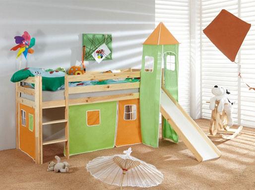 Kinder Spielbett