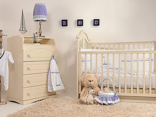 Babyzimmer Aufteilung