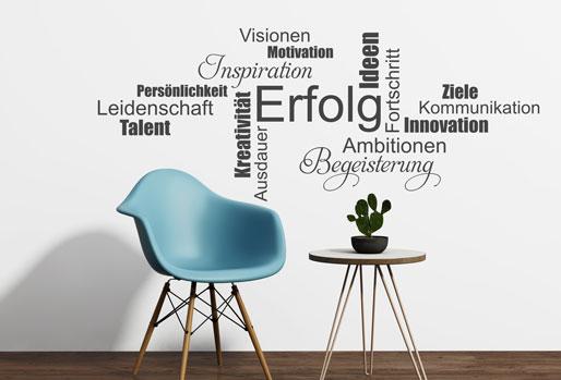 Inspiration, Begeisterung und Leidenschaft - So setzt sich Erfolg zusammen