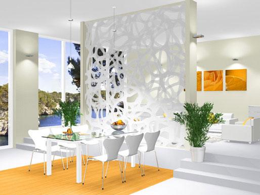 Raumteiler Wohnzimmer | Stilvolles Wohndesign mit Raumteilern